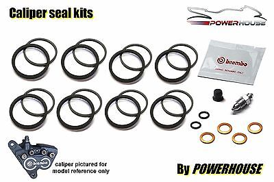 BMW R1100 RS 92-01 Brembo front brake caliper seal repair kit set 1995 1996 1997