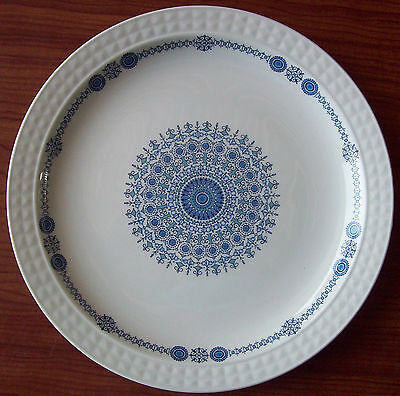 Pontesa Ironstone of Spain - Castillian Collection - Granada - Dinner Plate