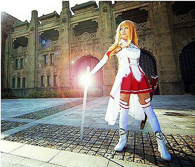 Sword Art Online Asuna Clothes cosplay