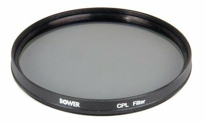 Bower 52mm Circular Polarizer Digital Multi Coated Filter for Nikon 18-55 Lens