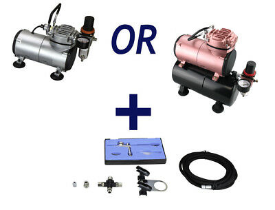 Elite Airbrush Kit:- Choice Of Compressors & Bd-137 Airbrush