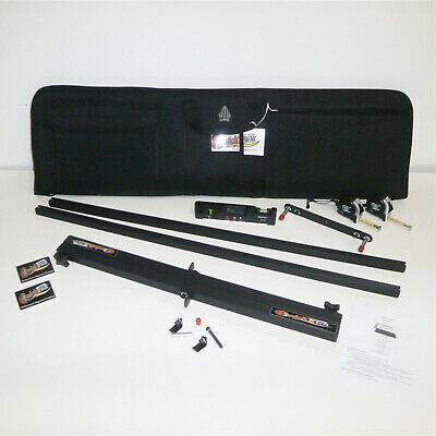 QuickTrick Alignment 90011 Wheel Alignment Kit Pro System XL with Case