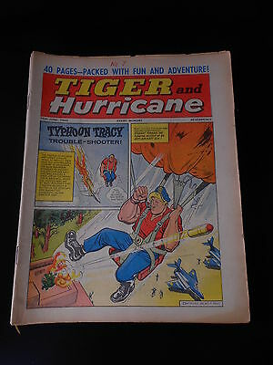 Tiger and Hurricane Comic 26th June 1965