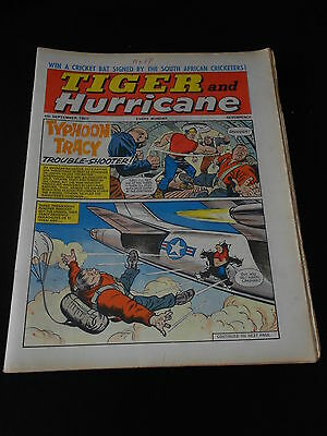 Tiger and Hurricane Comic 4th September 1965