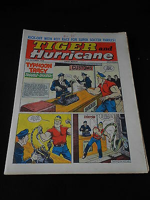 Tiger and Hurricane Comic 30th October 1965