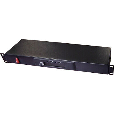 Fan Control Unit Universal - Automatically Turn Fans On Off inside Rack Cabinets