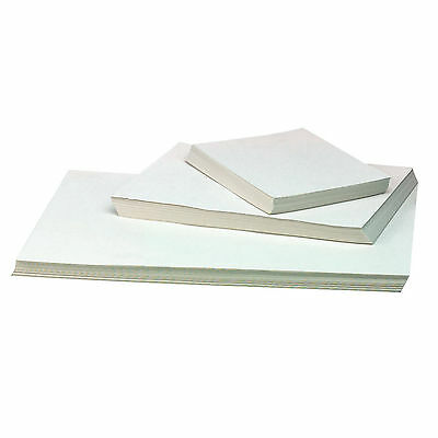 100% Recycled Cartridge Paper White A1 A2 A3 and A4 140 gsm Bulk
