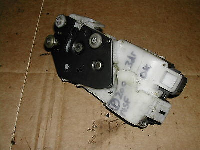 Rover 200,95-99, Bubble shape model,N/S Front Central locking motor and catch