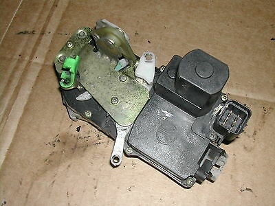 Rover 200,95-99, Bubble shape model,O/S Front Central locking motor and catch