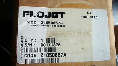 Flojet Pump Head Part # 21050657A - New For Pump Model # 2100-657A