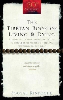 The Tibetan Book Of Living And Dying by Sogyal Rinpoche (Buddhism) New PB Book