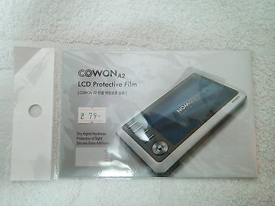 Cowon A2 Protective Film, Screen Protector