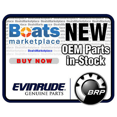 Evinrude 0338485 PLATE, Impeller housing