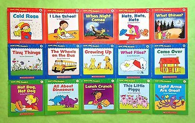 Childrens Lot 15 Learn to Read Books First Little Readers Leveled Levels A B C