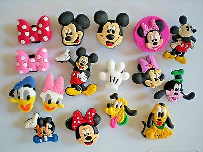 Clog Charm For Accessories For Bracelet Mickey Minnie Mouse Lot