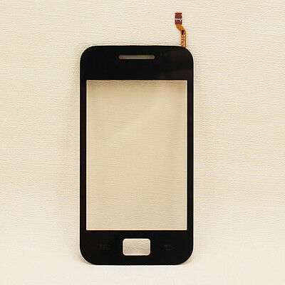 Black For Samsung Galaxy Ace GT S5830i Front Glass Touch Screen Digitizer Panel