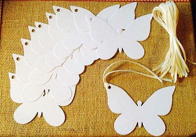 30 Butterfly - Wishing Tree Wedding Cards -  Free Post