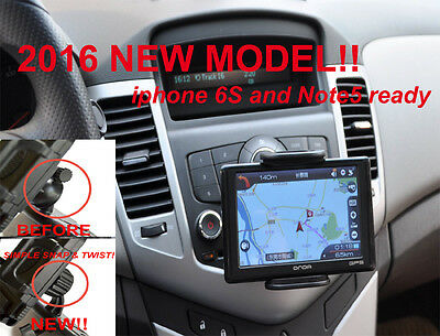 NEW Universal Car CD Slot Phone Holder Mount Stand For iPhone 6 Plus 4.7 5.5 GPS