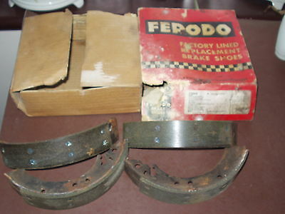 Ferodo Factory Line replacement Brake Shoes