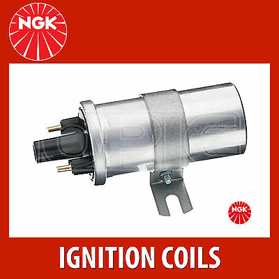 New NGK Ignition Coil For VOLVO 200 Series 240 2.3 Carburettor Saloon 1986-87