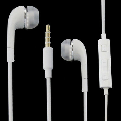Hot In-Ear Earphone Earbud Headset with Mic For Samsung Galaxy S3 SIII i9300