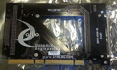 Dynamic Engineering PCI2PMC Carrier Adapter Card (1BPK3 10-2000-0603)