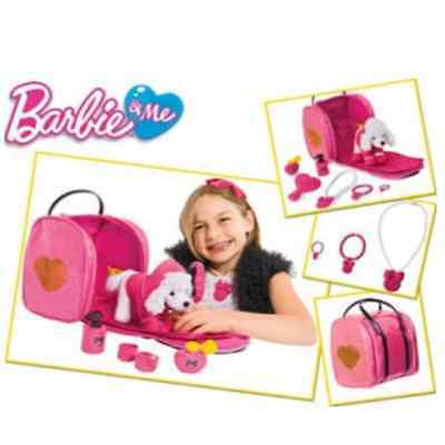 Barbie And Me Glamtastic Style N Go Poodle Pouch Toy