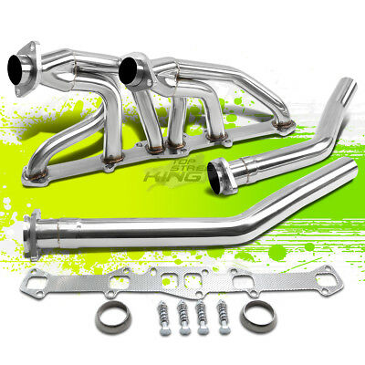 For Ford/mercury I6 144/170/200/250 Cid Stainless Steel Exhaust Manifold Header