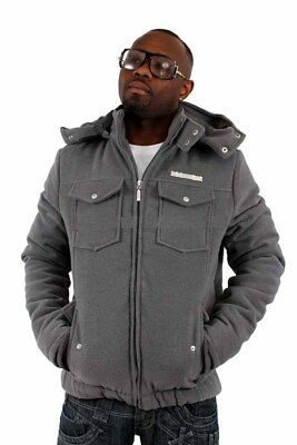 By Rocawear Mantel Brooklyn's Own Over Winterjacke Parka RS3L5A4jcq