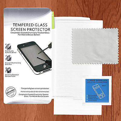 TOP GUARD Premium Real Tempered Glass Screen Protector Cover Shield For LG G3