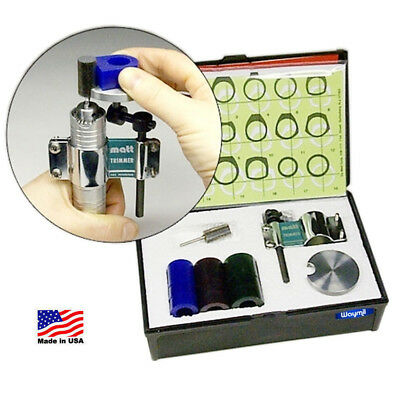 Matt Wax Trimmer Kit Carving Wax Jewelry Precision Mold Maker Shaping Modeling