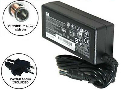 New Genuine HP Compaq 65W Smart Pin AC Adapter 677774 002 693711 001