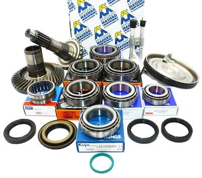 IRD Freelander Gearbox Bearing set 8 pieces Oil Cooler And Crown Wheel Pinion