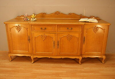 1958! SUPERB FRENCH SIDEBOARD IN LOUIS XV STYLE !!!