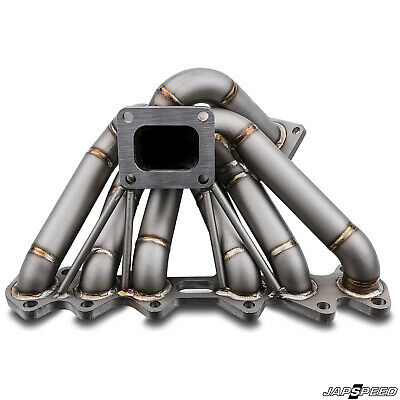 Japspeed Toyota Supra Jza80 2Jz-Gte Race Spec 3Mm Stainless Steel Turbo Manifold