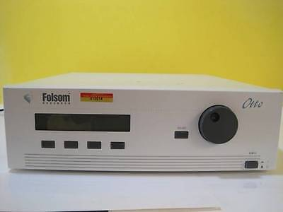 Folsom Research Otto-Sync 9500 Color Graphics Converter Auto-Sync Scan Used