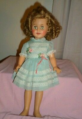 Shirley Temple doll by Ideal st-15-n