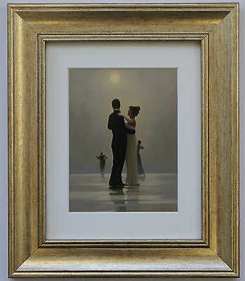 Dance Me To The End of Love by Jack Vettriano Framed & Mounted Art Print