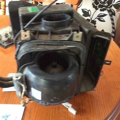 Vw Scirocco Heather Unit Complit With Motor And Reostata, All Parts In