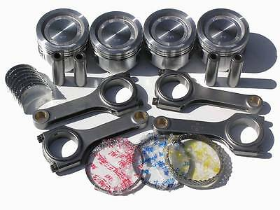 Nippon Racing JDM Toyota 22R Turbo Engine KIT Pistons Eagle 22RE-T 92.5mm 020