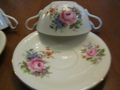 Aynsley Soup Cups No1