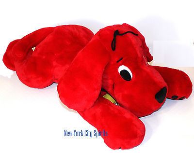 Clifford the Big Red Dog Plush - 22 Inches