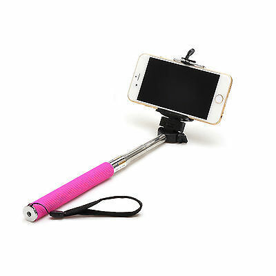 Extendable Handheld Telescopic Monopod Holder For iPhone Samsung galaxy s4 s5
