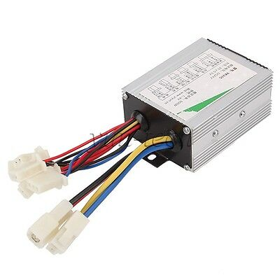 24V 500W Motor Brush Speed Controller for Electric Bike Bicycle Scooter