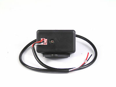 Replacement Sender/Sensor Unit for Electonic Turbo Boost Gauge 3 Wire.