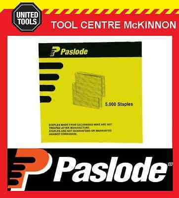 PASLODE 30mm 6000 SERIES STAPLES – BOX OF 5000