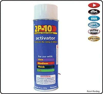 FastCap Activator For All 2P-10 Adhesives, 12 oz Aerosol