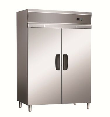 Commercial Freezer - Two Door Stainless Steel Freezer Upright for kitchen