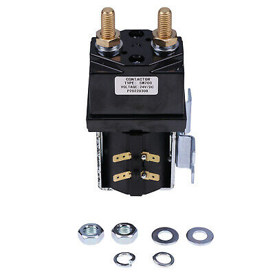 SW200 Type Heavy Duty Contactor SW200-281 for forklift 24V 400A Albright