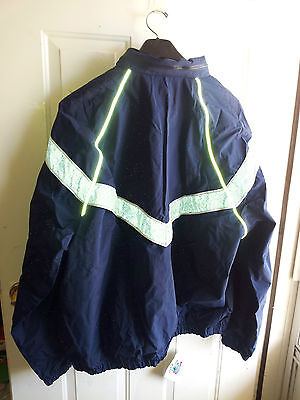 US *AIR FORCE  PHYSICAL FITNESS  SWEAT JACKETS NEW 4Xl long with tags